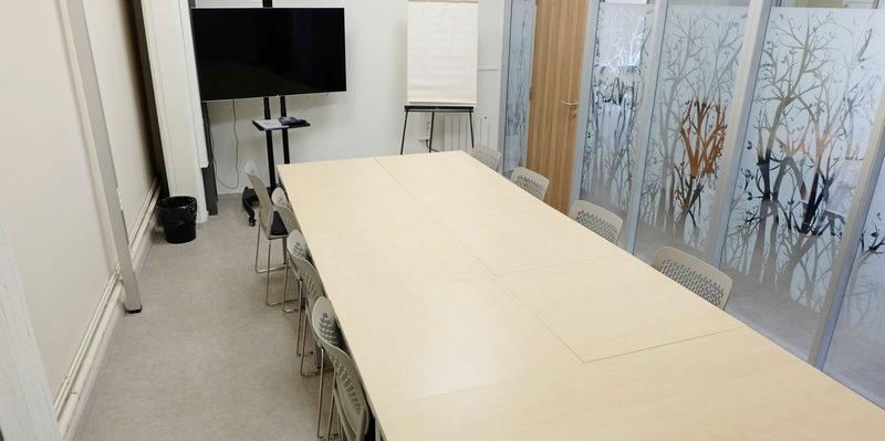 Grande salle de formation moderne Strasbourg Centre