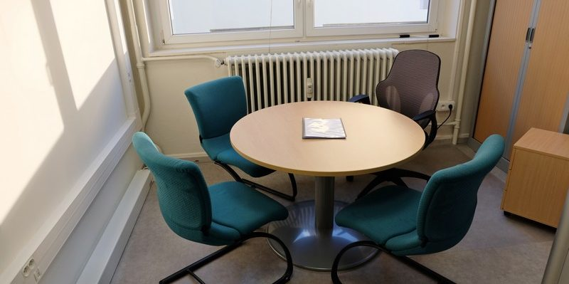 Beau bureau moderne de 12m2 proche de la gare de Strasbourg